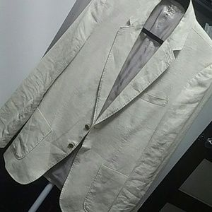 Zara Summer Light Linen Blazer